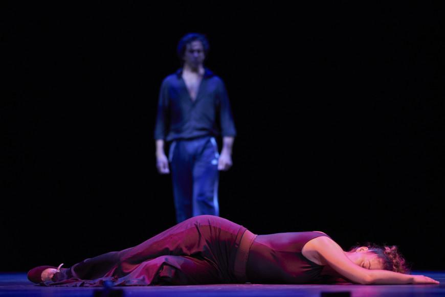Antonio Gades baile flamenco Teatro Jovellanos