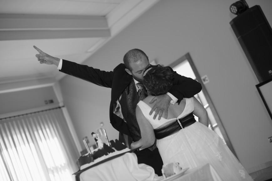 Beso de casados