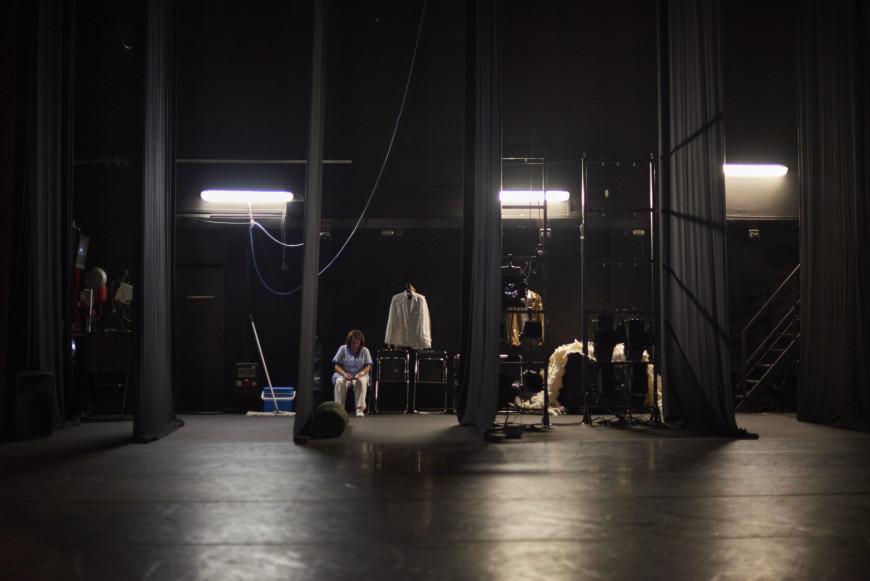 Ensayo de Vortice - Teatro Jovellanos Gijón