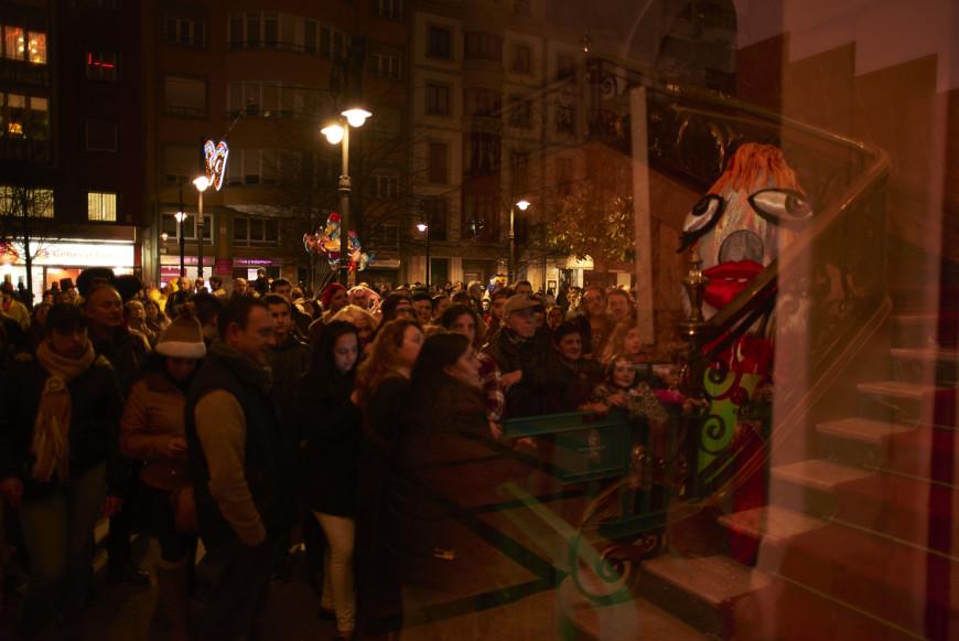 Carnaval y charangas