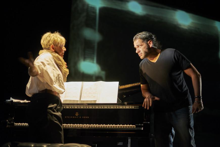 Ensayo al piano - Zarzuela