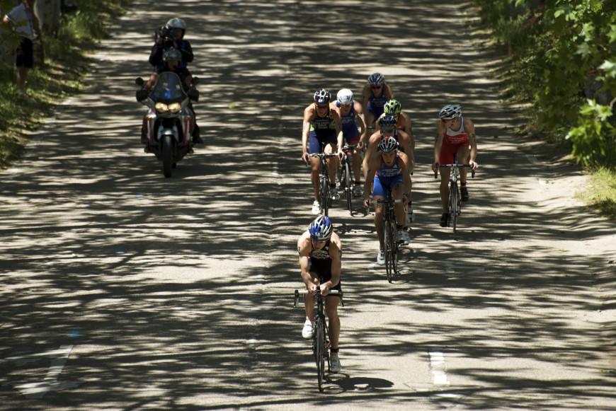 Triatlón bicicletas