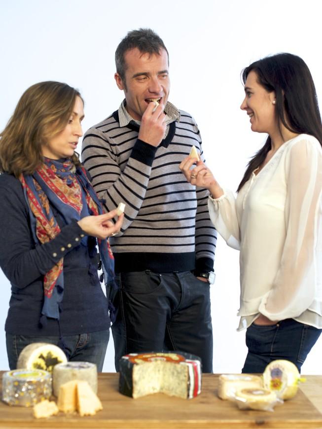 Gastronomía Asturias queso