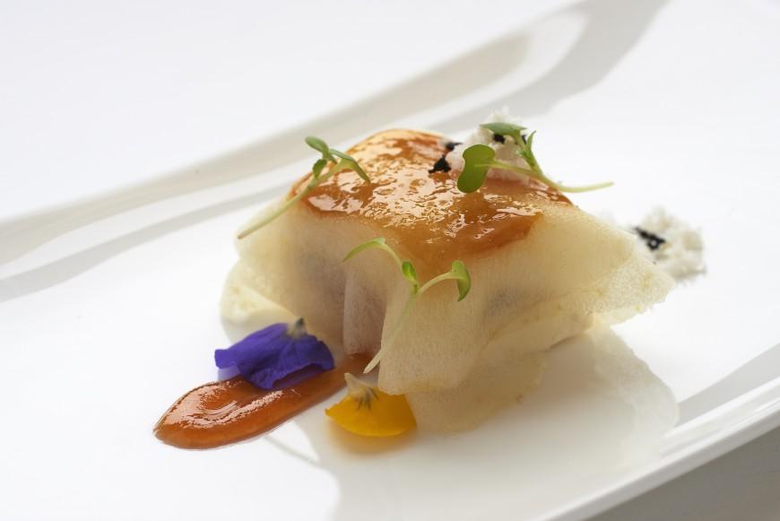 Restaurante AUGA el puerto Gijón chef estrella michelin